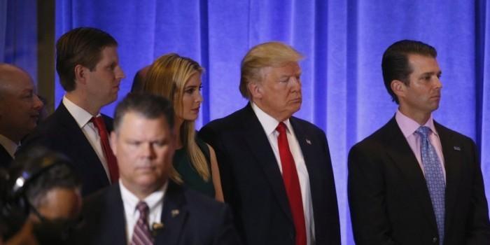 Трамп ответил на жесткие вопросы американских журналистов о России