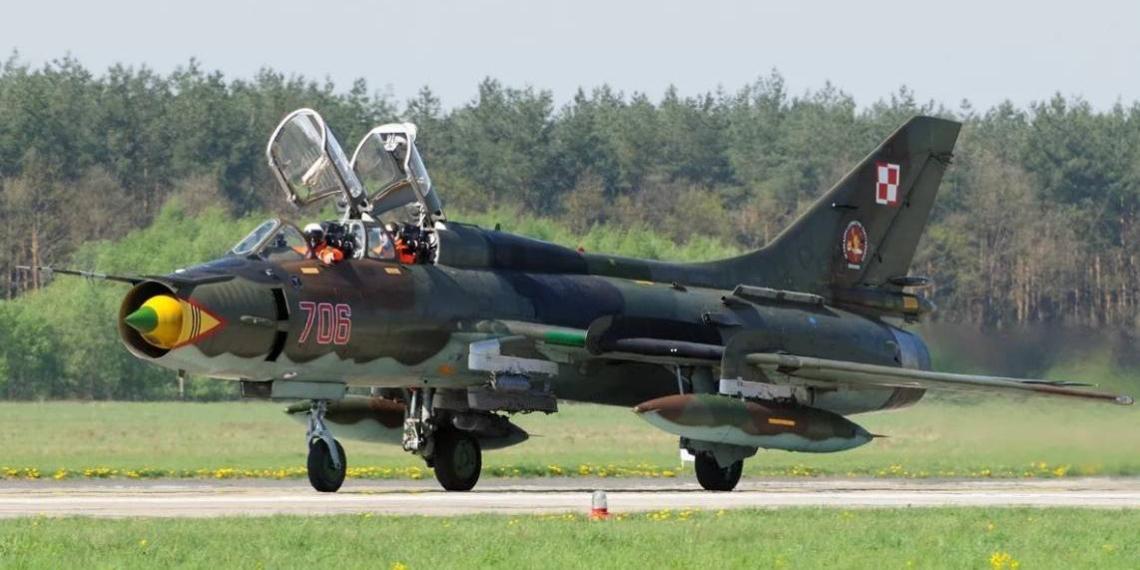 В учениях НАТО примут участие советские самолеты родом из 1960-х