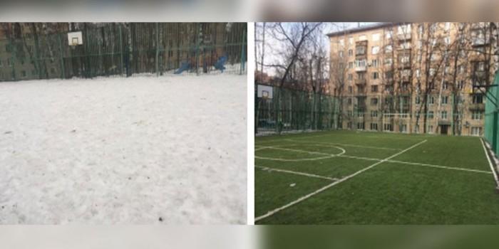 """Московские коммунальщики """"отфотошопили"""" 7000 сугробов для отчета перед мэрией"""