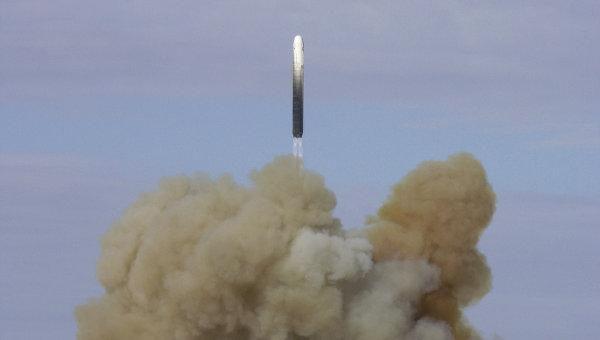 Новая не имеющая мировых аналогов боевая ракета «Сармат»