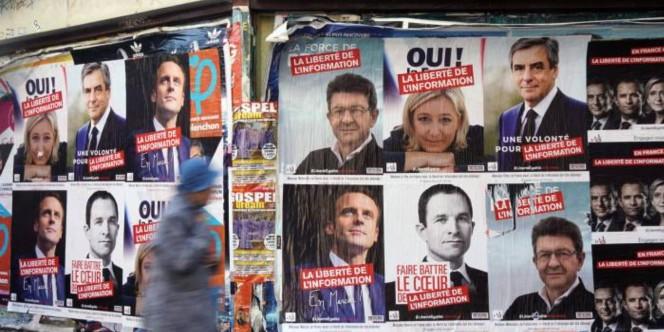 Стало известно, кто победил в первом туре выборов президента Франции