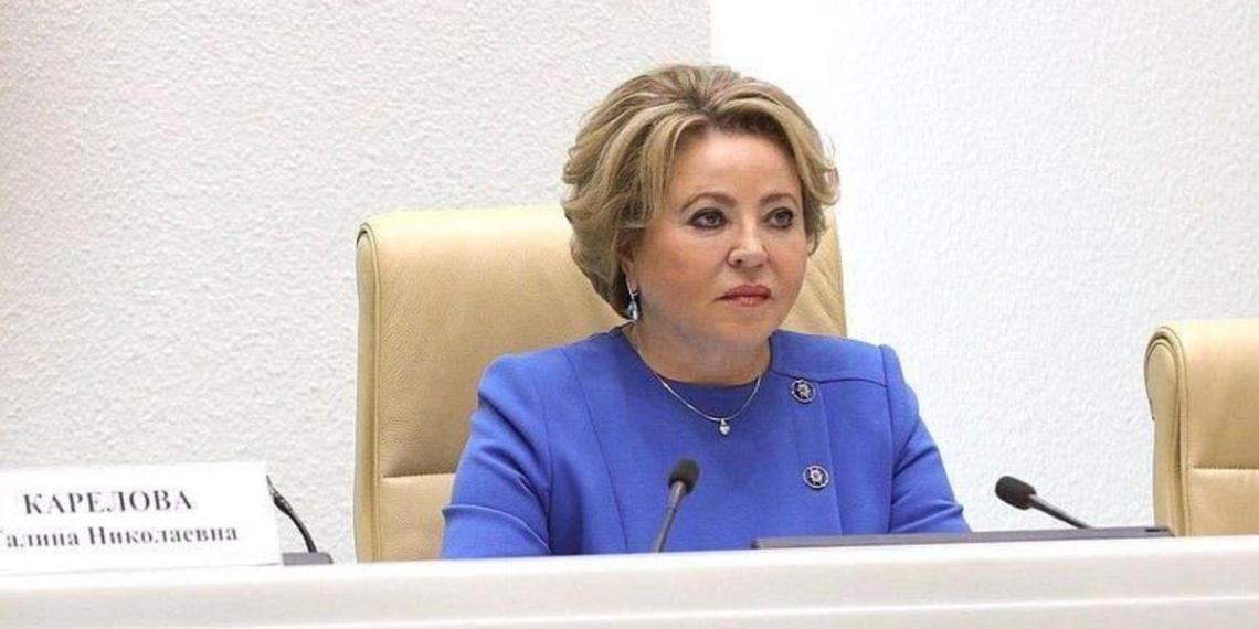"""Матвиенко открыла дневной марафон """"Компас женского лидерства"""""""
