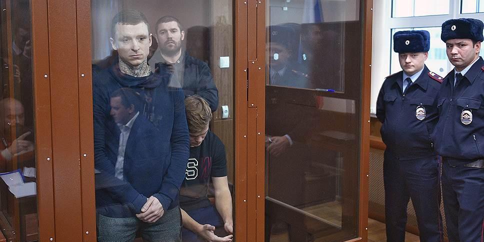 Защита Кокорина и Мамаева обжаловала приговор