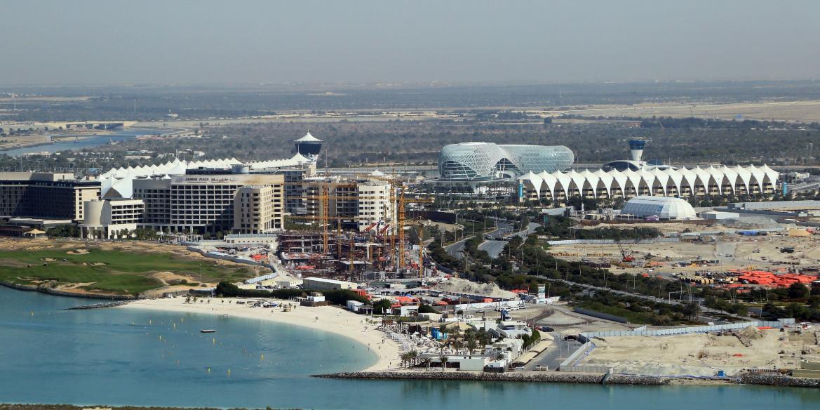 UFC в июле организует поединок россиянина и украинца в Абу-Даби