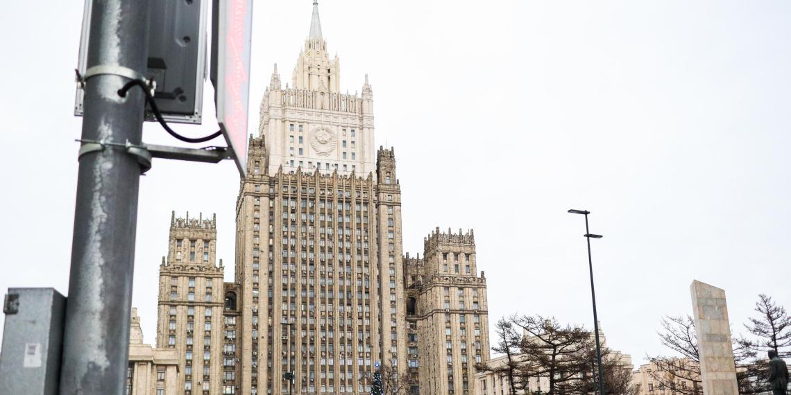 МИД ответил Эрдогану, обвинившему Россию в гибели мирных жителей в Идлибе