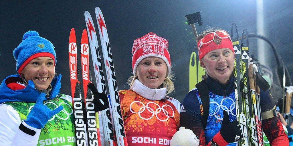 CAS оправдал биатлонисток Романову и Вилухину, а Зайцеву лишил медали