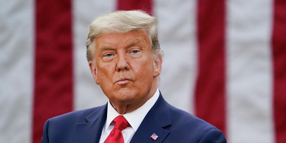 CNN: Трамп перед уходом из Белого дома планирует помиловать сам себя