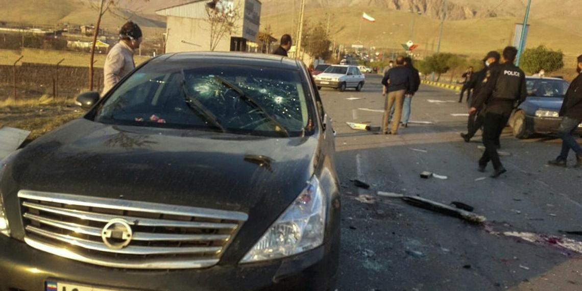 NYT узнала об убийстве иранского физика-ядерщика Фахризаде из роботизированного пулемета