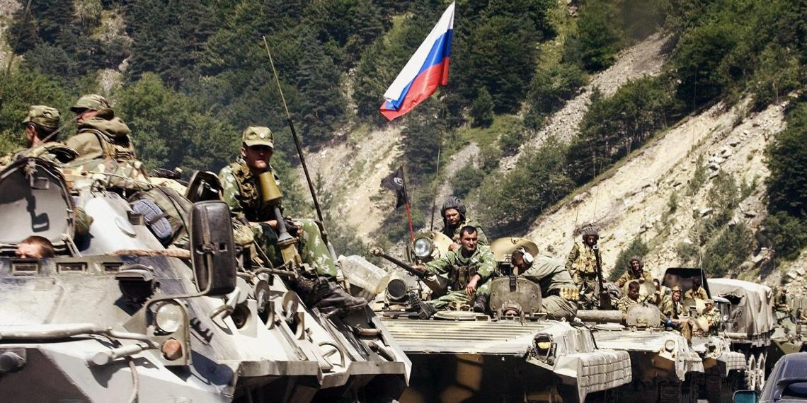 В Крым перебросили легендарную 58-ю армию, бравшую Цхинвал