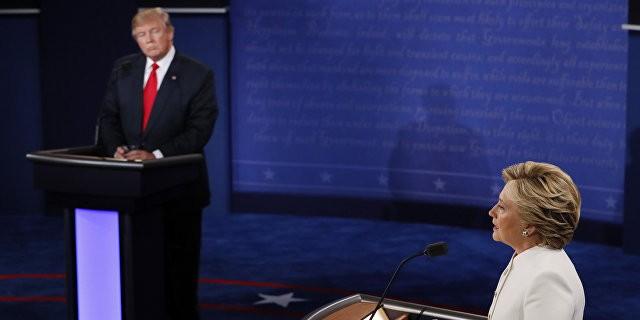 Трамп и Клинтон назвали друг друга марионетками Путина
