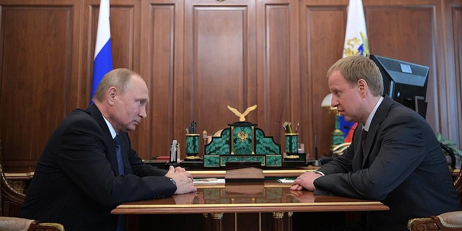 Путин назначил врио главы Алтайского края выпускника ВШГУ РАНХиГС