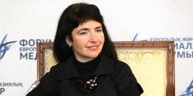 """Украинская журналистка: """"честная демократическая власть"""" убивает СМИ"""