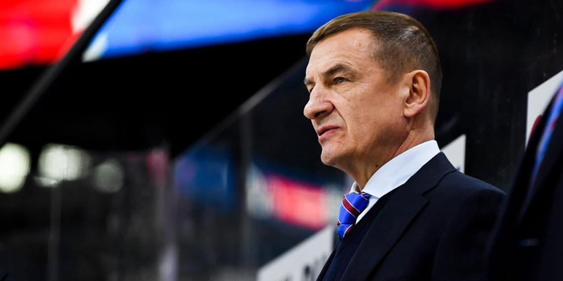 В сборной России по хоккею сменился главный тренер