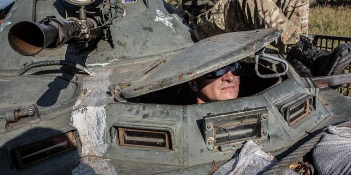 Украина собирается воевать в Сирии против России и ИГИЛ