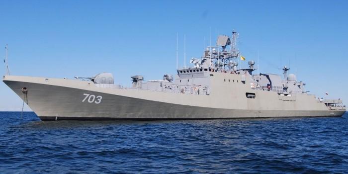 Минобороны нашло замену украинским турбинам для фрегатов