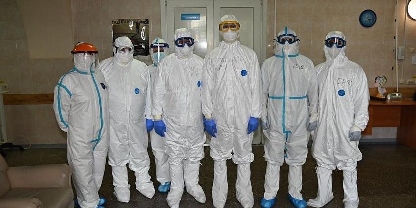 Дегтярев посетил краевую больницу