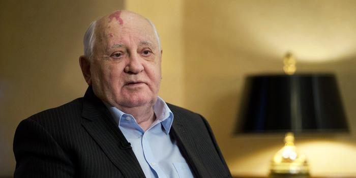 Горбачев заявил, что Путин находится на своем месте