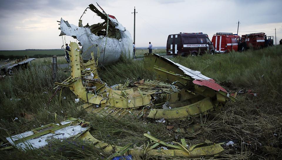 Немцы о катастрофе малазийского лайнера: Почему там вообще летают гражданские самолёты?