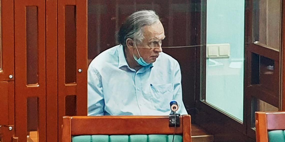 Суд выясняет, для чего Соколов звонил в посольство Франции после убийства аспирантки