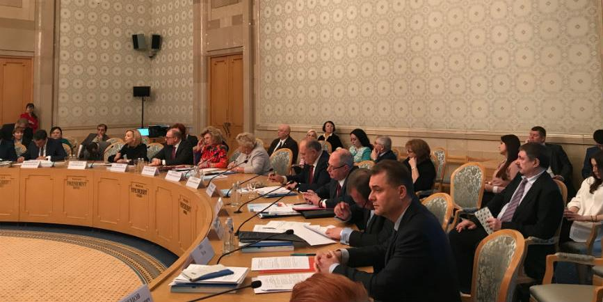 Путин поприветствовал участников международной конференции омбудсменов
