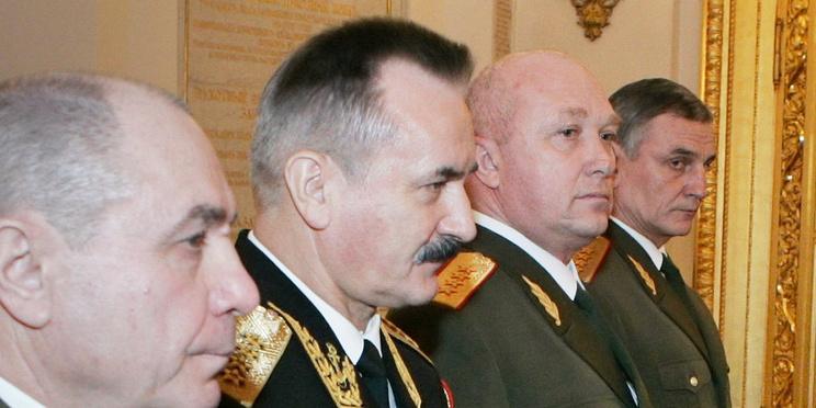 Генерал Ткачев ответил на обвинения в причастности к крушению в MH17