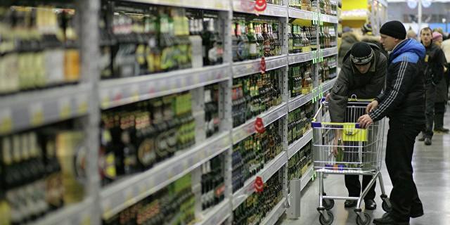 СМИ узнали об идее Минздрава запретить продажу алкоголя в выходные