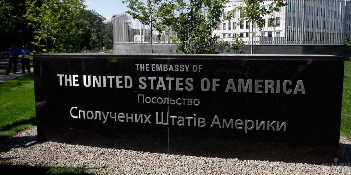 Посольство США удалило с сайта сведения о работе биолабораторий на Украине