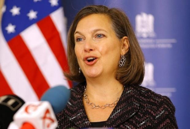 Виктория Нуланд: США надеются на диалог с Россией