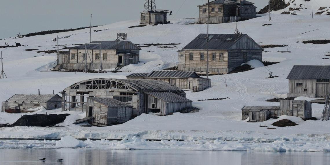 Россияне смогут бесплатно получить гектар в Арктике