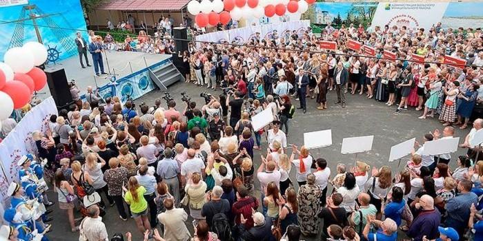 В Саратовской области завершился XIV Фестиваль театров малых городов России