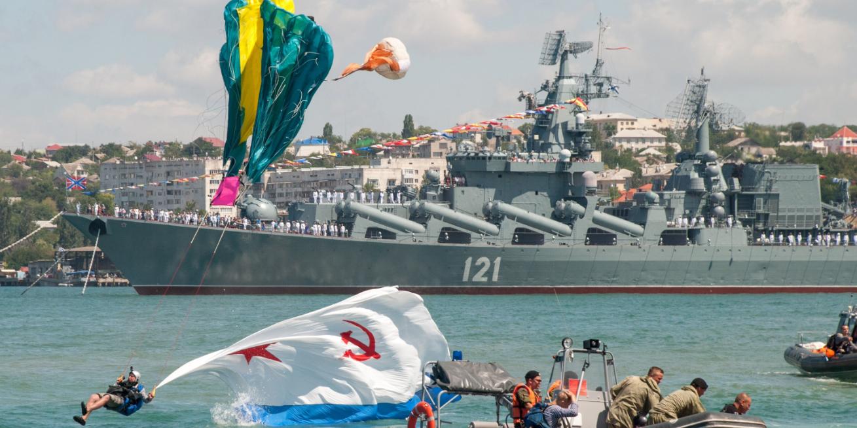 В МИД ответили на заявления Украины о долге России за флот в Крыму