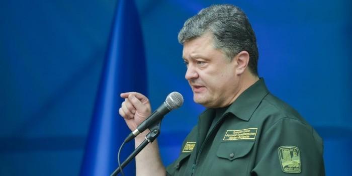 Порошенко возложил на Россию вину за кризис с мигрантами в ЕС