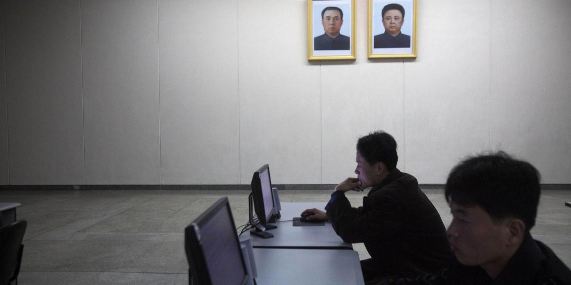 Северокорейские хакеры продолжают атаковать российскую оборонку