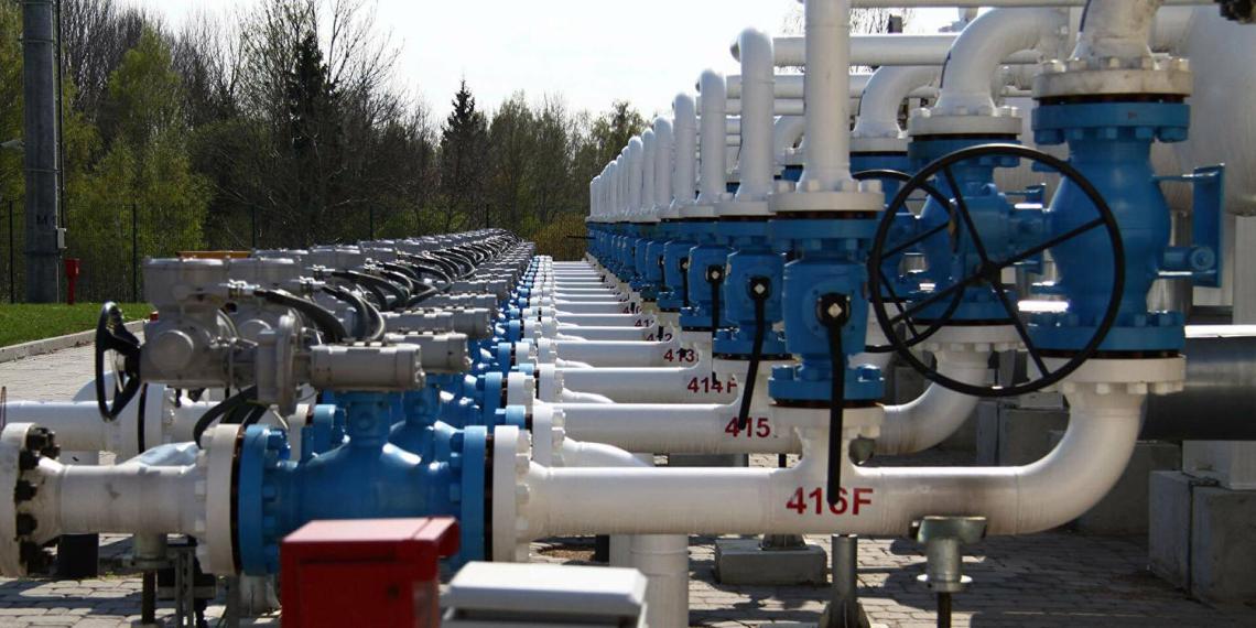 МЭА предложило России увеличить поставки газа в Европу