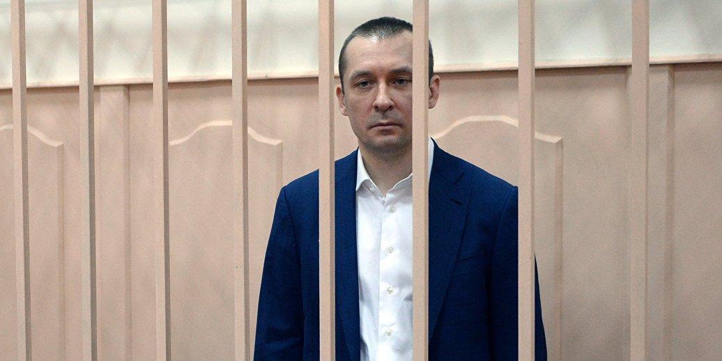 МВД уволило руководителей полковника Захарченко