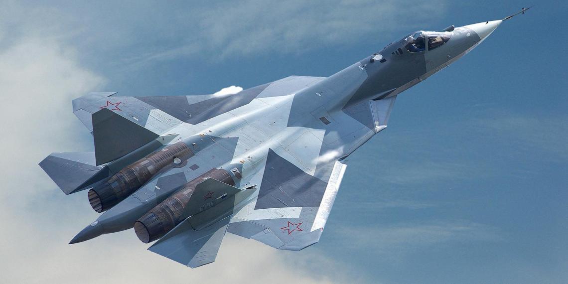 Глава ОАК рассказал о новых модификациях Су-57
