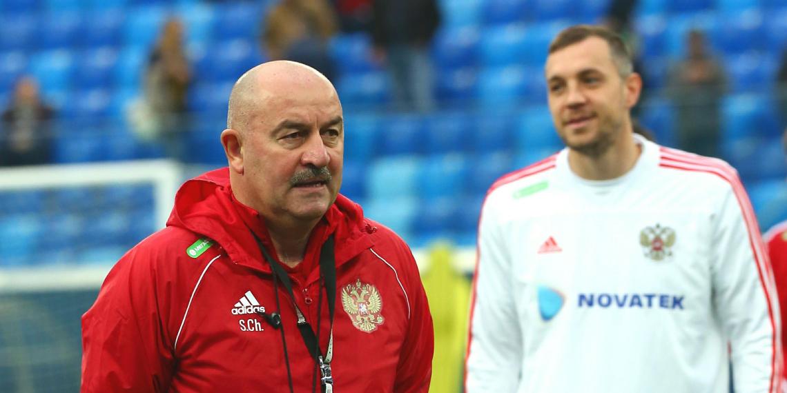 Черчесов исключил Дзюбу из членов сборной после видео с маcтурбацией