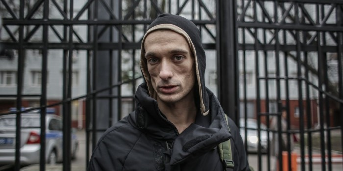 Художник Павленский уехал из России из-за дела об изнасиловании