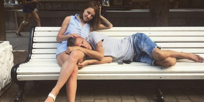 Алексей Панин выложил голые фото своей новой возлюбленной