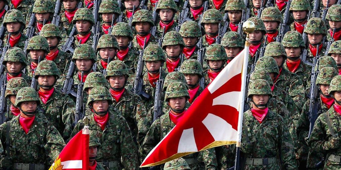 В США призвали к ремилитаризации Японии