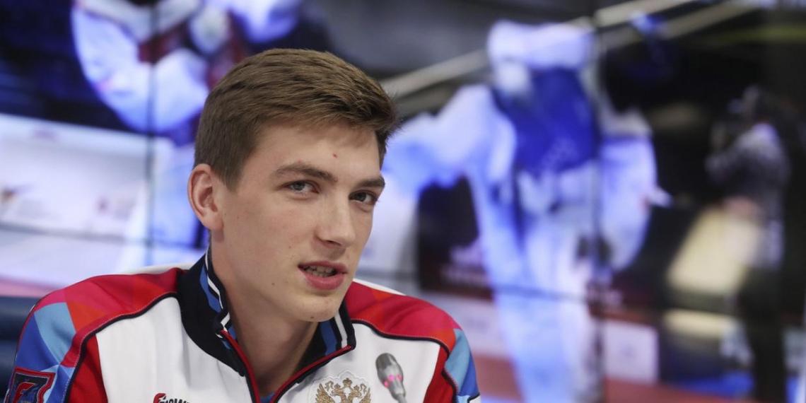 Р️оссийский тхэквондист впервые в истории взял золото на Олимпиаде