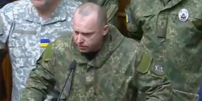 Ходаковский узнал в полковнике нацполиции Украины бывшего ополченца ДНР