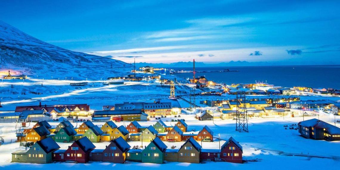 Россия обвинила Норвегию в нарушении договора о Шпицбергене