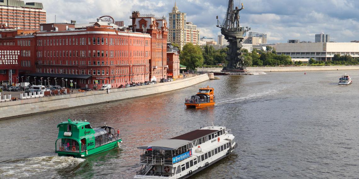Москва сохранила высокие позиции в рейтинге глобальных городов GaWC
