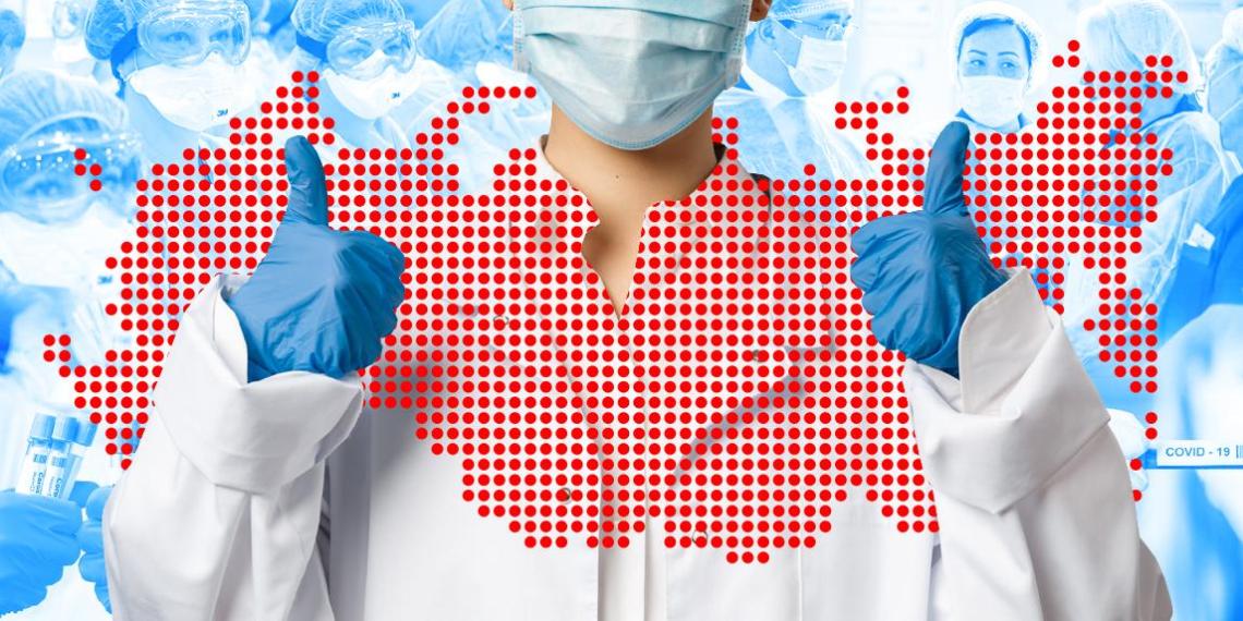 Почему смертность от коронавируса в России оказалась много ниже других стран
