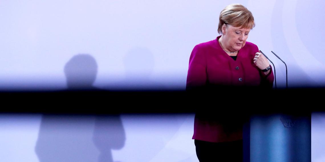 """Меркель """"объявила войну"""" Трампу в ответ на санкции против СП-2"""