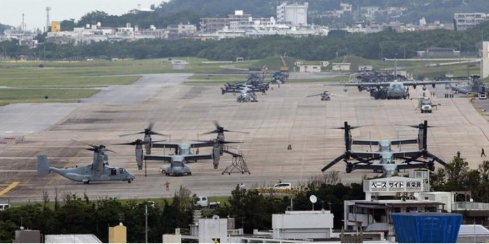 В Японии задержали американского морпеха по подозрению в изнасиловании