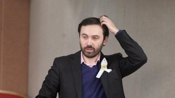 У Ильи Пономарева нет денег на адвоката
