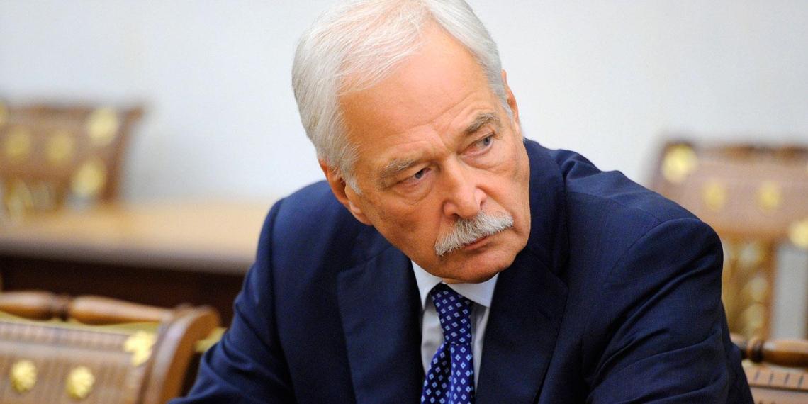 Грызлов: репутация Украины в переговорном процессе по Донбассу равна нулю