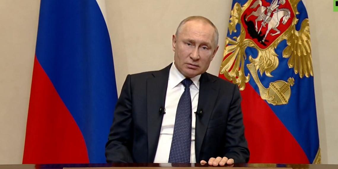 Президент России рассказал о новых мерах социальной поддержки семей в связи с коронавирусом